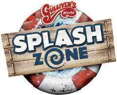 Gullivers SplashZone Warrington and Milton Keynes